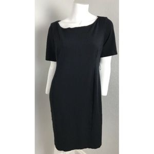 Rosie Pope Black Casual Summer Dress Size Large